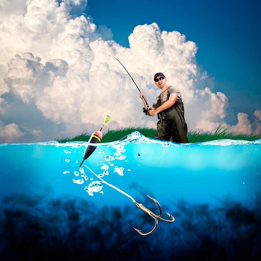 на крючке сайт о рыбалке